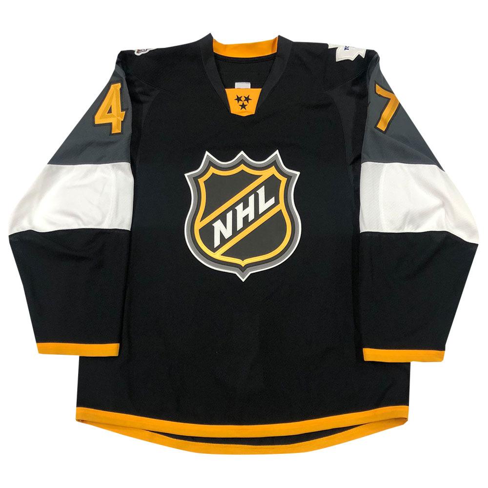 Leo Komarov 2016 NHL All-Star Game Worn Jersey - NHL Auctions
