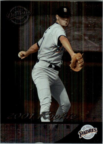 Photo of 2001 Donruss Class of 2001 #149 Eric Cyr/1875 RC