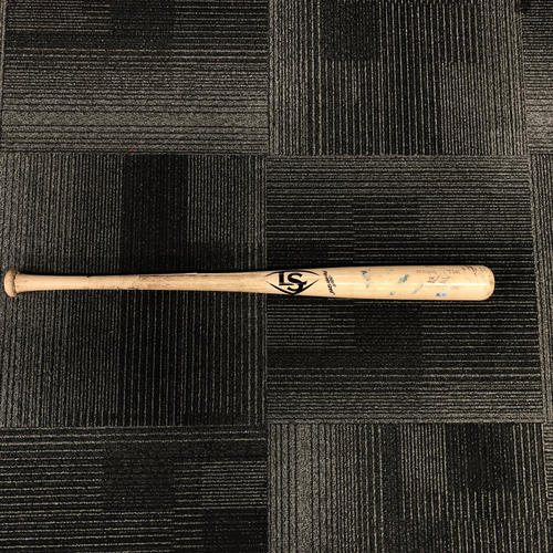 Photo of San Francisco Giants - Game-Used Broken Bat - Brandon Belt