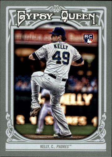 Photo of 2013 Topps Gypsy Queen #73 Casey Kelly RC