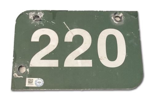 Photo of Wrigley Field Collection -- Concourse Sign - '220'