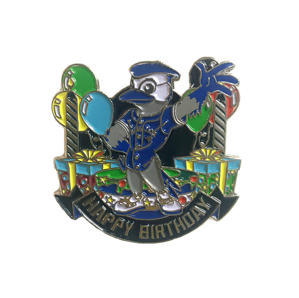 Toronto Blue Jays Ace Birthday Lapel Pin by PSG
