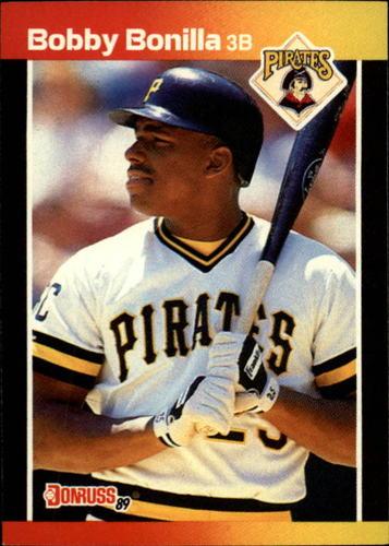 Photo of 1989 Donruss #151 Bobby Bonilla