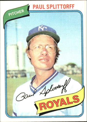 Photo of 1980 Topps #409 Paul Splittorff