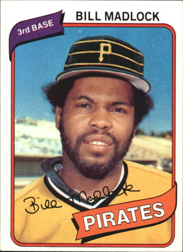 Photo of 1980 Topps #55 Bill Madlock