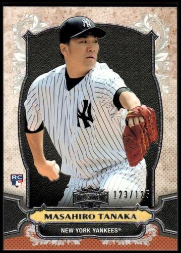 Photo of 2014 Topps Triple Threads Amber #41 Masahiro Tanaka