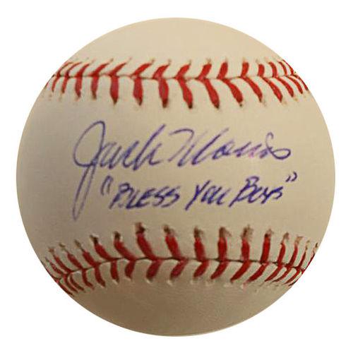 Photo of Lou Whitaker Autographed Baseball-Sweet Lou