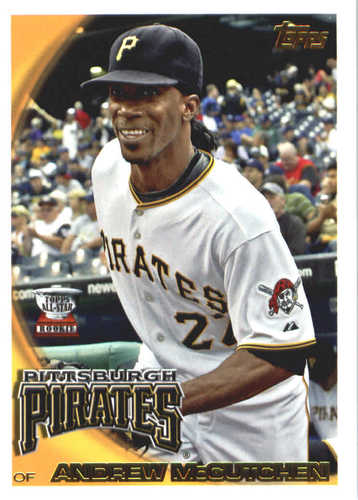 Photo of 2017 Topps Update All Rookie Cup #ARC19 Andrew McCutchen -- REPRINT