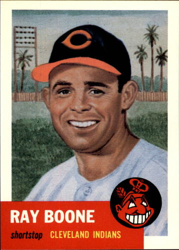 Photo of 1991 Topps Archives 1953 #25 Ray Boone