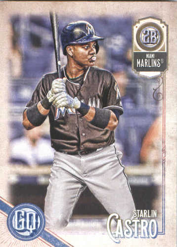 Photo of 2018 Topps Gypsy Queen #117 Starlin Castro