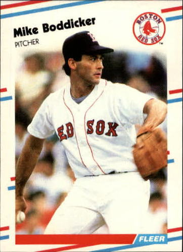Photo of 1988 Fleer Update #5 Mike Boddicker