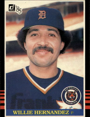 Photo of 1985 Donruss #212 Willie Hernandez