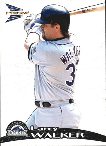 Photo of 1999 Pacific Prism #54 Larry Walker