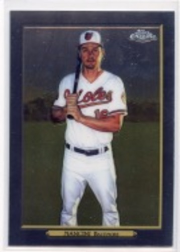 Photo of 2020 Topps Turkey Red '20 Chrome #TRC9 Trey Mancini
