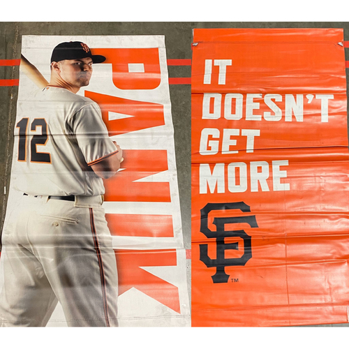 Photo of 2020 Black Friday Sale - 2019 Street Banner - #12 Joe Panik