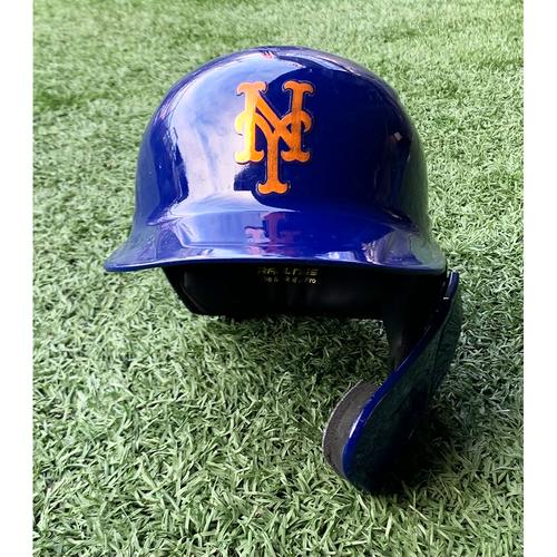 Photo of #86 - Team Issued Batting Helmet - 2021 Season