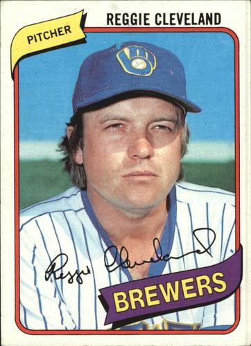 Photo of 1980 Topps #394 Reggie Cleveland