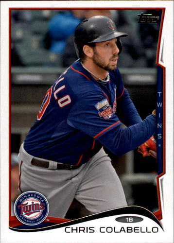 Photo of 2014 Topps Update #US182 Chris Colabello