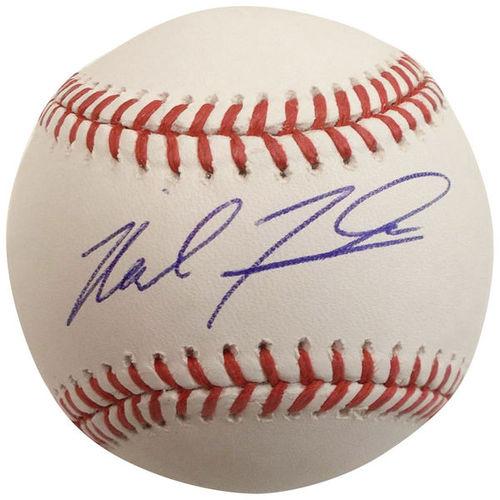 Photo of Michael Fulmer Autographed Baseball