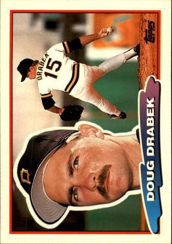 Photo of 1988 Topps Big #124 Doug Drabek