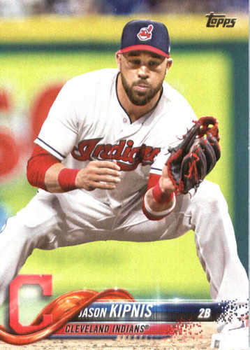 Photo of 2018 Topps #310 Jason Kipnis
