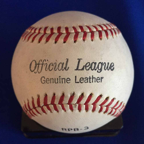 Photo of UMPS CARE AUCTION: Jocko Conlan (HOF Umpire) Signed Baseball - Not MLB Authenticated