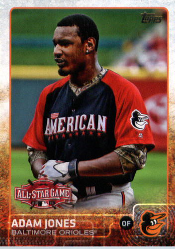 Photo of 2015 Topps Update #US200 Adam Jones