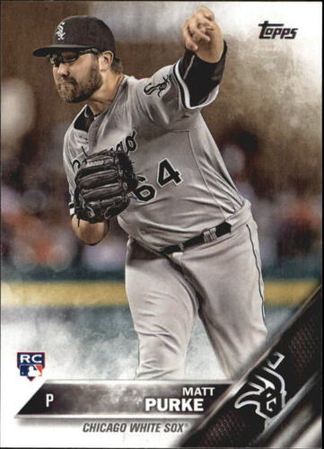 Photo of 2016 Topps Update #US103 Matt Purke RC