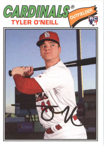 Photo of 2018 Topps Archives #188 Tyler O'Neill RC