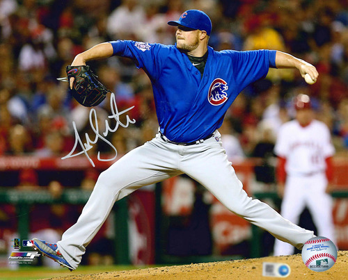 Photo of Jon Lester Autographed Photo