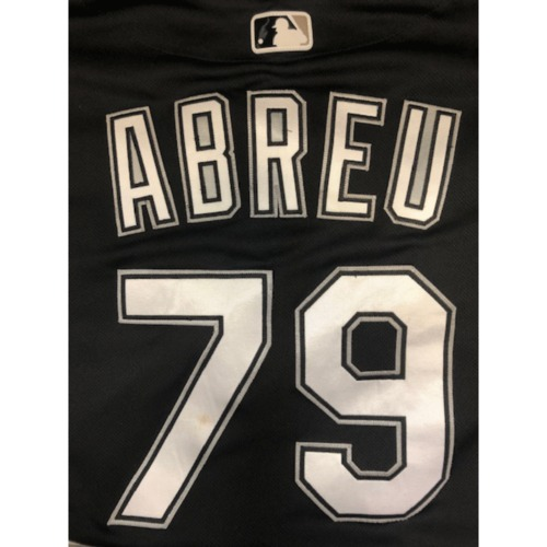 Photo of Jose Abreu Team-Issued 2019 Spring Training Jersey (not authenticated)