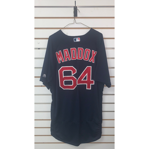 Photo of Austin Maddox Team Issued 2017 Road Alternate Jersey