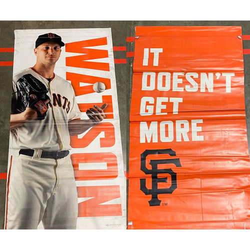 Photo of 2020 Black Friday Sale - 2019 Street Banner - #56 Tony Watson