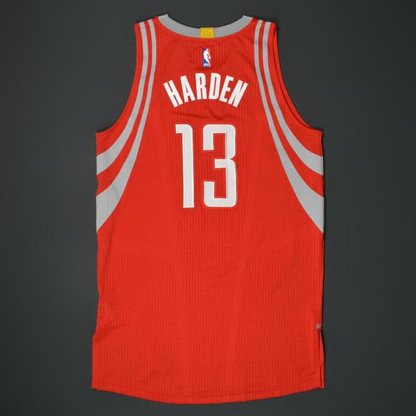 Houston Rockets Jersey History: Game-Worn 'Chinese New