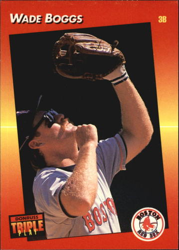 Photo of 1992 Triple Play #211 Wade Boggs