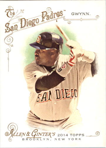Photo of 2014 Topps Allen and Ginter #223 Tony Gwynn
