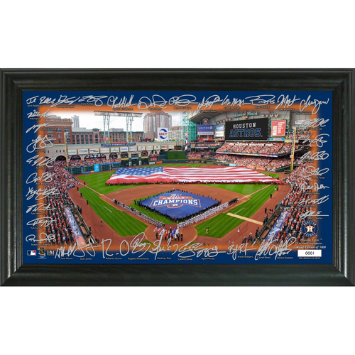 Photo of Houston Astros Signature Field Photo Frame