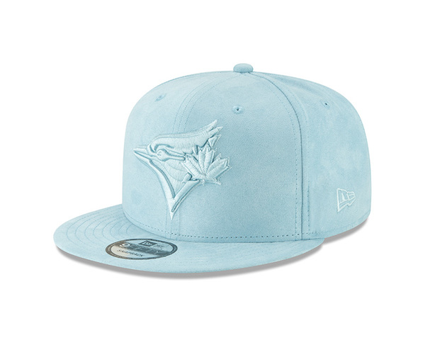 Toronto Blue Jays Spring Suede Blue Snapback by New Era
