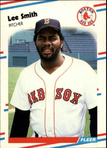 Photo of 1988 Fleer Update #8 Lee Smith