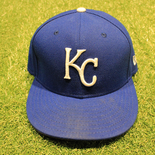 Photo of Game-Used 2020 Hat: Brady Singer #51 (Size 7 3/8 - DET @ KC 9/27/20)