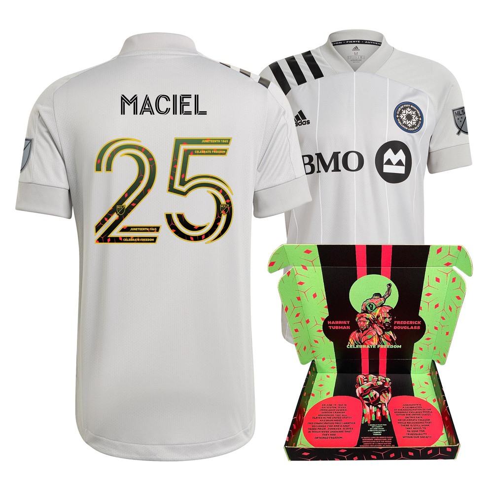 Emanuel Fernando Maciel CF Montreal Player-Issued & Signed