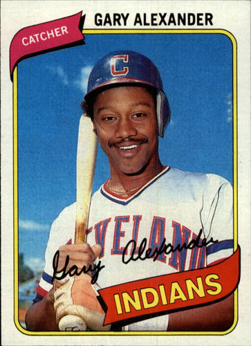 Photo of 1980 Topps #141 Gary Alexander