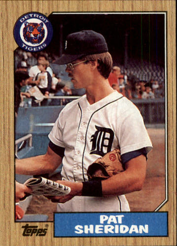 Photo of 1987 Topps #234 Pat Sheridan
