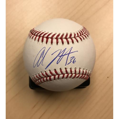 LA Dodgers Foundation Memorabilia Menu: Adam Liberatore Autographed Baseball