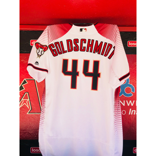 Photo of 2016 Team-Issued Paul Goldschmidt Jersey