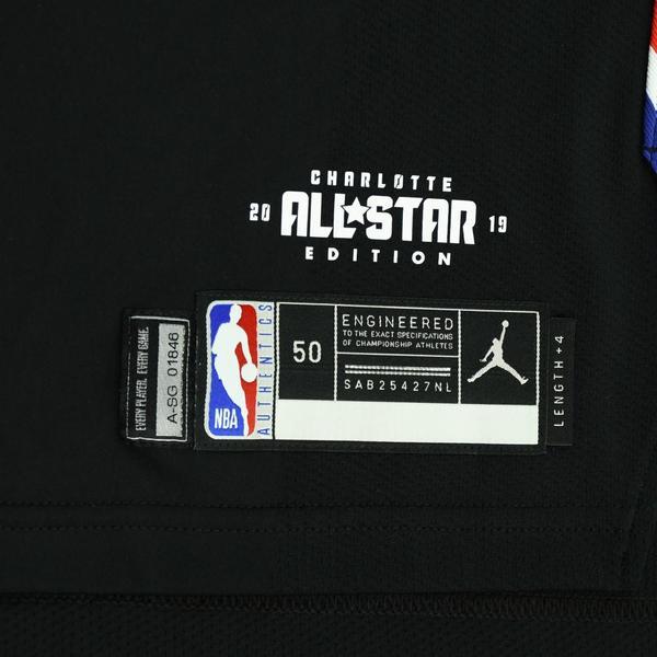 f5ea5739a55 James Harden - 2019 NBA All-Star Game - Team LeBron - Autographed ...