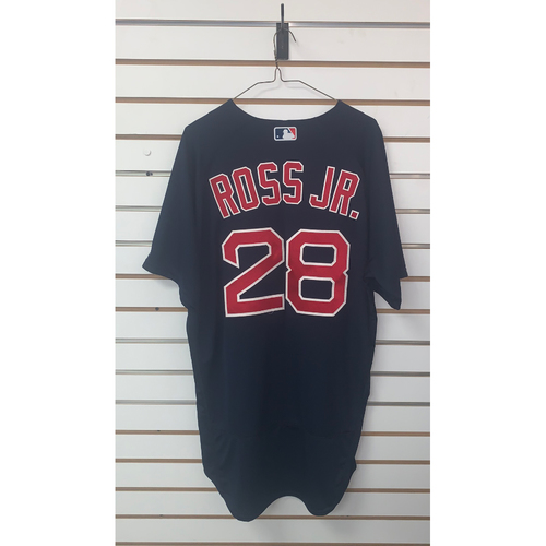 Photo of Robbie Ross Jr Team Issued 2017 Road Alternate Jersey