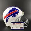 Bills - Sammy Watkins Signed Proline Helmet