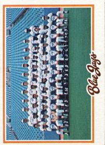 Photo of 1978 Topps #626 Toronto Blue Jays CL DP