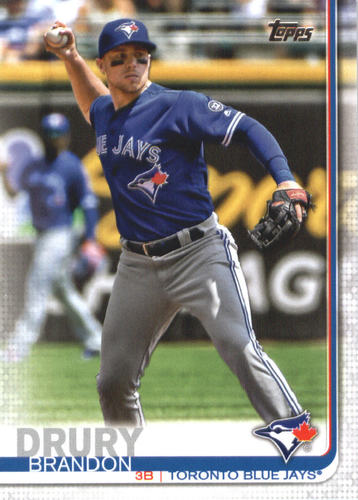 Photo of 2019 Topps #686 Brandon Drury